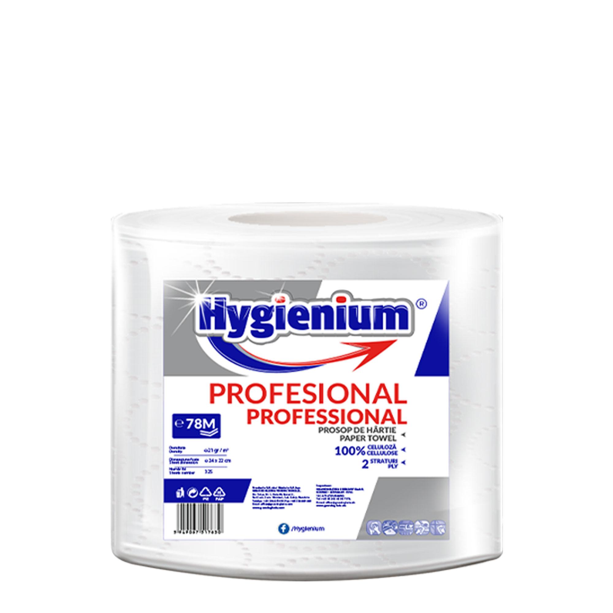 Hygienium Professional Prosop hartie 78 M