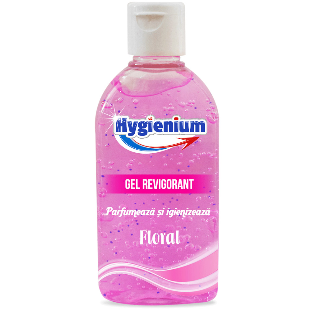 Gel Revigorant Floral 85 ml