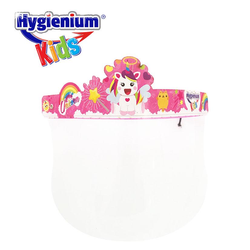 Hygienium Kids Viziera Unicorn Pink