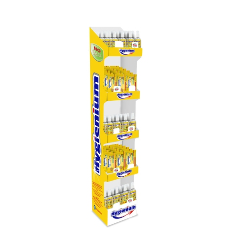 Hygienium NO BZZ Product Stand