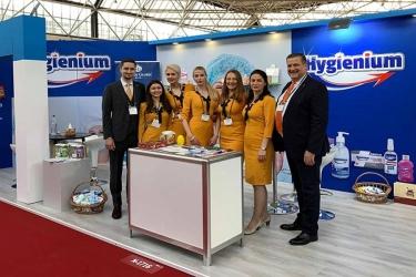 Hygienium prezent la targul international PLMA Amsterdam