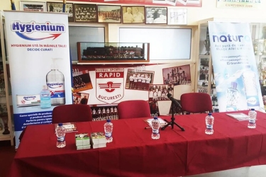 Lansare Almanah Giulesti  Rapid Bucuresti